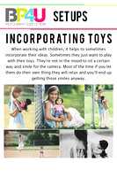 8 - incorporating toys