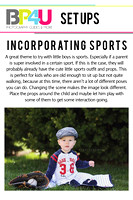 10 - incorporating sports