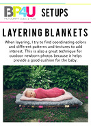 7 - layering blankets