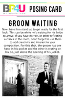 2 - groom waiting